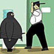 Игра Игра Жирный ниндзя
