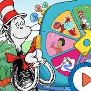 Игра Игра Кот в шляпе: Колесо Фортуны