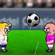 Игра Игра Футбольные удары головой