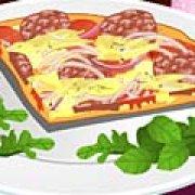 Игра Игра Барби готовит пиццу