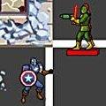 Игра Игра Капитан Америка: страж свободы