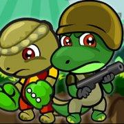 Игра Игра На двоих: приключения отряда динозавров