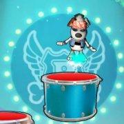 Игра Игра Букабу: Прыжки На Барабанах