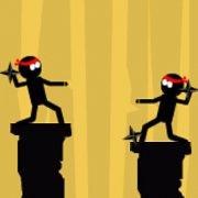Игра Игра Стикмен: Последний Ниндзя