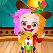 Игра Игра Малышка Хейзел клоун