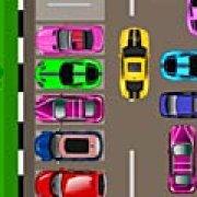 Игра Игра Автомобильная парковка Симпсонов