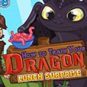 Игра Игра Как приручить дракона: обед сюрприз