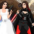 Игра Игра Звездные войны принцесса Лея добрая или злая
