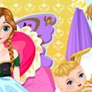 Игра Игра Анна рожает малыша