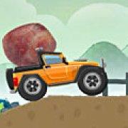 Игра Игра Сильный грузовик: транспортировка мрамора (Baldheaded Strong Transport Marble)