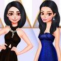 Игра Игра Одевалки знаменитости: Кайли против Кендалл на Оскаре