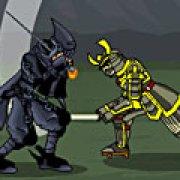 Игра Игра Ниндзя: приключение в тени