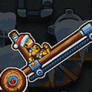 Игра Игра Пусковая установка робота: рождество