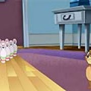 Игра Игра Том и Джерри: боулинг