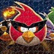 Игра Игра Злые птицы: пазлы