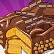 Игра Игра Шоколадный торт с арахисовым маслом