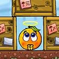 Игра Игра Спаси апельсин: гангстеры