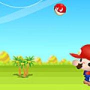 Игра Игра Марио пинает грибы