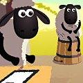 Игра Игра Барашек Шон стрижка овец