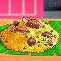 Игра Игра Кухня Сары баранье бирьяни