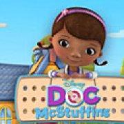 Игра Игра Детский мир доктор плюшева