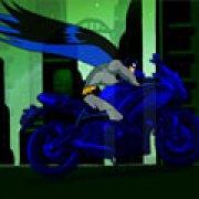 Игра Игра Бэтмен: вибрация колес