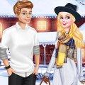 Игра Игра Зимний отпуск Барби