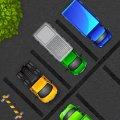 Игра Игра Сумасшедшая парковка грузовиков