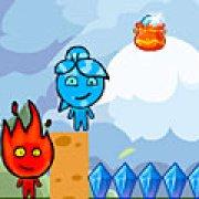 Игра Игра Огонь и Вода 14