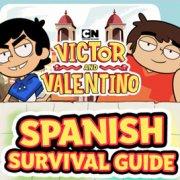Игра Игра Виктор и Валентино: Испанcкий Тест Выживания