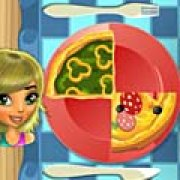 Игра Игра Вечеринка пиццы Долли