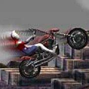 Игра Игра Ультрамен-мотоциклист