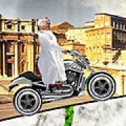 Игра Игра Папа Римский на мотоцикле