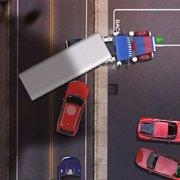 Игра Игра Только припаркуй грузовик 11