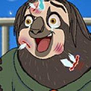 Игра Игра Зверополис: лечить ленивца