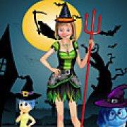Игра Игра Головоломка Хэллоуин одевалки Райли