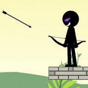 Игра Игра Стикмен Лучник 4