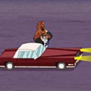 Игра Игра Гравити Фолс Дядя Стэн гонки на машине