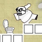 Игра Игра Троллфейс туалетный успех 3