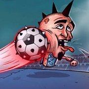 Игра Игра Кукольные футбольные бойцы