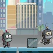 Игра Игра Роботы близнецы