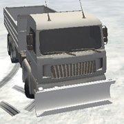 Игра Игра Симулятор Снегоуборочной Машины