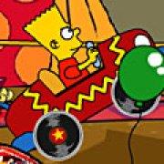 Игра Игра Цирковая езда Симпсонов