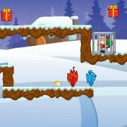 Игра Игра Огонь и Вода новогодние приключения 2