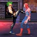 Игра Игра Человек Паук: уличная драка
