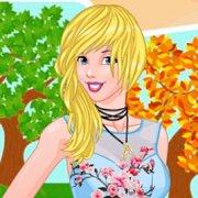 Игра Игра Принцессы Диснея: наряды на все времена года