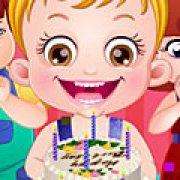 Игра Игра Малышка Хейзел: вечеринка на день рождение