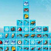 Игра Игра Антарктическая экспедиция маджонг