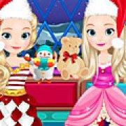 Игра Игра София и Эмбер Рождество