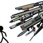 Игра Игра Стикмен оружие